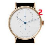 Wholesale German Brand Watches - German brand NOMOS men's luxury watch Fashion leisure watch montre homme Belt Quartz Men's Watches Reloj Clock Hombre Wristwatches