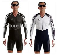 Wholesale Bicycle Skinsuit - Wholesale-newest Team Quick Dry long sleeve Cycling Skinsuit Breathable jerseys Bicycle Teddy Clothing MTB Bike Sport skinsuits XS-5XL 6XL