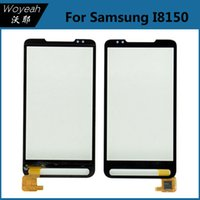 Wholesale Hd2 Phone - Replacement Black Touch Screen Digitizer Glass Lens For HTC HD2 T8585 Touch Panels Cell Phone Parts