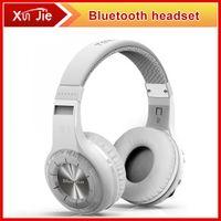 Wholesale Headset Microphone Ordering - Bluedio Wireless Bluetooth Earphones & Headphones Headband Music Headset Stereo Noise Isolating Earphone Microphone headphoneses order<$18no