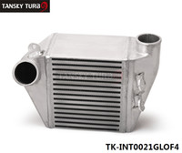 Wholesale Vw Golf Intercooler - For VW JETTA GOLF 1.8T MK4 BOLT ON ALUMINUM SIDE MOUNT INTERCOOLER 1.8L TURBO CHARGE Tansky TK-INT0021GLOF4