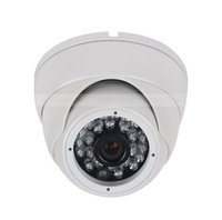 securice CCTV EFFIO 700TVL 3.6mm menu OSD fotografica dell'interno di IR della cupola