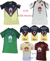 d67fc0503 Soccer Men Short 2017 2018 Mexico Club America soccer Jerseys home away  Third 16 17 Liga