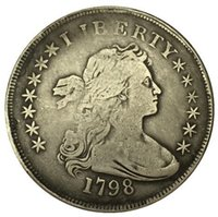 1798 type1 Draped Bust Dollar COIN COPY FREE SHIPPING