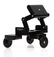 MonkeyJack Pieghevole Triciclo Camera Rail Cars Dolly Car Video Slider Traker 1/4 Vite Mount per DSLR Camera / Cellulare