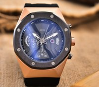 Wholesale Race Alloys - 2018 AAA luxury brand big bang brand new! Men's Luxury Fashion Business Quartz Sport Watch Racing Military Silicone Watch