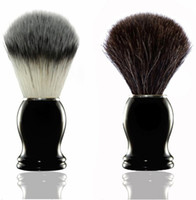 Wholesale Shaving Brush Handles - 2015 Newest Men's Traditional Finest badger hair shaving brush with resin handle
