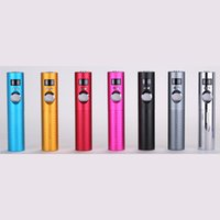 Wholesale Dct Kit Battery - S60 kit Variable Voltage Eternal S60 Lava Tube Meachnical Mod Kit with 2200mah 18650 Battery DCT Atomizer Several Colors