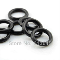 Wholesale ccb accessories jewellery for sale - Group buy 100PCS DIY Jewellery Findings Necklace Pendants Rhobic Black Plastic CCB Rings Scarf Accessories AC0014K