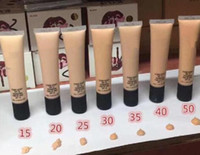 Wholesale new products sell - 12 PCS FREE SHIPPING Lowest Best-Selling good sale NEW product Makeup SPF15 Foundation Fluid 40ML & gift