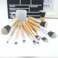 Cheap Goat Hair makeup brushes Best Wood Set & Kits cosmetic brushes