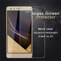 Wholesale Hot Selling H mm Premium Tempered Glass Film Skin Cover Screen Protector For Huawei Honor