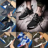 Wholesale White Camo Hunting - 2017 NMD XR1 boost MMJ Mens running shoes ultra boost ultraboost Camo Duck olive green high quality Women Sport Outdoor Sneakers Eur 36-45