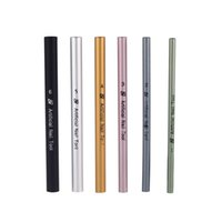 Wholesale French Curve Sets - Wholesale-New!! 6pcs Set Artificial Nail Art Manicure French Tips Tool C Curve Rod Sticks