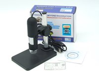 1000x USB Digital Microscope + holder (nuevo), 8-LED Endoscopio con Measurement Software usb microscopio