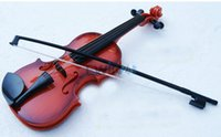 Wholesale Music Instruments For Kids Wholesale - Simulation Violin Earlier Childhood Music Instrument Toy for Children Kids New and Good Quality Hot Selling 36pcs