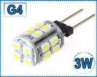 G4 20 1206 SMD White LED Light lampada Home lettura auto Marine barca lampadina spot LED 12V H9074