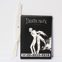 Wholesale Death Notes - Japan Anime Death Note Fashion Cosplay Notebook Gift Toys Free shipping