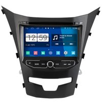 Wholesale Dvd Actyon - Winca S160 Android 4.4 System Car DVD GPS Headunit Sat Nav for Ssangyong Korando   New Actyon 2013 - 2014 with 3G Radio Video Tape Recorder