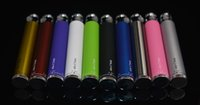 Ego twist batteries Vision Spinner style cigarette électronique ego c twist 3.3-4.8V Variable Voltage VV batterie 650 900 1100 1300 mAh