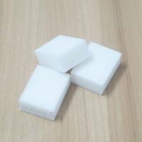 Wholesale White Emery Boards - 100pcs Lot White Mini Sponge Sanding Block Emery Board Nail Tools Files For Nails Care Nail Art Manicure Nail Buffer Block