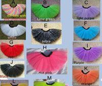Wholesale White Fashion Neon - Adult tutu skirt women fancy skirts plus size skirt dance tutu skirt party skirt neon skirt