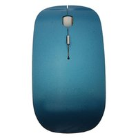 Wholesale bluetooth mouse android tablet - Wholesale- NEW ! Colorful Slim Bluetooth 3.0 10m 1000-1800DPI Wireless Mouse for Windows Computer PC Laptop Android 3.1 + Tablet