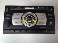 Wholesale Car Radio Player Nissan - Nissan 28185 JG41A clarion PN-2874T-A Xanavi CD6K-1450E X-Trail T31 6 CD changer MP3 Bluetooth car radio 2008