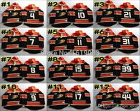Wholesale Unisex Fleece Hooded Sweatshirts - 2015 Old Time Hockey Hoodies Jersey Anaheim Ducks Black Hooded Fleece Hoodie Sweatshirt ICE Hockey pullover