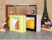 ingrosso vendono scatole da torta-Vendita CALDA scatola di imballaggio di alimenti scatola di snack Torta di festa baby shower Scatola di panetteria west point cake box mousse Cake Boxes