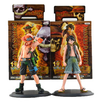 Wholesale Ice Age Pvc - Piece hand to do the Ice Factory Direct + Luffy (boxed) hand animation around the office earners model HT283900PC
