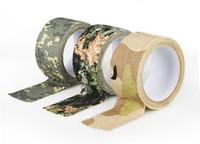 cinta adhesiva de fusión en caliente al por mayor-Nueva Llegada Adhesivo de Cinta Adhesiva de Camuflaje Biónico Hot Melt Multi Colors 2016 Con Buena Calidad CL33-0092