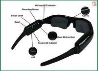 Wholesale Video Sunglasses Sale - New arrival hot sale Mini Camera Sunglasses Camcorder Digital Video Recorder DV mobile Eyewear recorder Sunglasses camera for Outdoor Sports