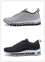 Wholesale Men S Max Shoes - Wholesale - Swarovski X Maxes 97 LX Rhinestones Men&039;s and Women&039;s Designer Flat Casual Shoes Low Top Sneakers Outdoor Sport