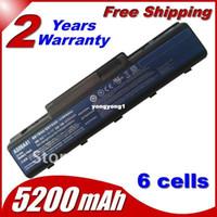 Wholesale Acer E725 Battery - Durable- Laptop Battery For ACER EasyNote TR81 TR82 TR83 TR85 TR87 EMACHINES E525 E627 E725 D525 D725 D620 G6