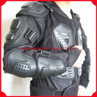 Wholesale race clothes online - Motorcycle armors Motorcycle Jacket Full body Armor racing motorcycle cycling biker protector armor protective clothing Top quality