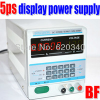 Wholesale 5Ps Display V V Digital Control30v a adjustable digital dc power supply DPS BF for Laptop Repair with order lt no track