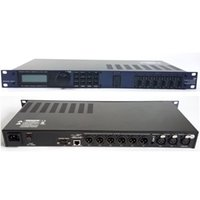 PA PA260 Rack 3in6out professionellen Audioprozessor Lautsprecher Management System Pro-Bühne Sound-Prozessoren 260 3in6out Treiber professionell