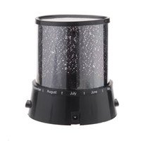Wholesale Led Star Sky Projector - Star Sky Romatic Gift Cosmos Star Master Projector LED Starry Night Light Lamp H12416