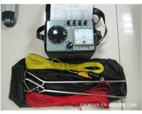 Wholesale Ground Resistance - Sealy light ground shaking table ZC29B-2 Ground Resistance Tester 0.1 ~ 100 ground resistance meter