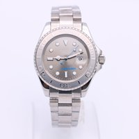 Wholesale 11 Famous - 11 color Rolix YACHT AAA MASTER watch automatic mechanical 40mm men luxury brand watches royal famous brand replicas watches