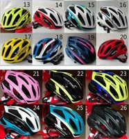 Wholesale bike helmet sizing - Top sale in 2017 ! Good quality 22 models 4D Road bike MTB Helmets Prevailed Cycling Helmets with Size M(54-62cm) +Freeshipping