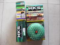 filtros de ar de fluxo venda por atacado-Tubo de Ar Universal HKS SUPER POWER FLOW pescoço: 80mm 100mm