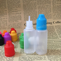 Wholesale Eye Dropper For 15ml Bottles - Cheapest Price 15ml Empty Plastic Squeezable Dropper Bottles Wholesale PE Eye Drop E Cig Oil Bottles For E Liquid E Juice