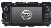 Wholesale Nissan Teana Dvd Player - 8-Core 8 inch Android 6.0 Car Dvd Gps for Nissan Teana Altima 2013-2014 Steering wheel control Wifi, support DVR DAB+ capative