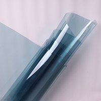 Wholesale Tint Rolls Wholesale - pet 80%VLT Solar Tint Tinting vinyl Nano Ceramic 1500mm*500mm(1.52*0.5m) pet roll stock