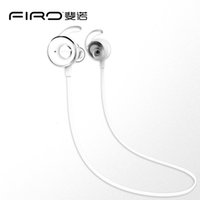 Wholesale Phone Headset Two Ear - Sport Running Bluetooth Headset Firo Bluetooth 4.1 Support Connect With Two Phones Hifi Dynamic Bass Earphone For Fitness