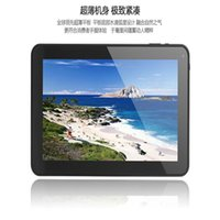 Tablet pc, Quad Core 10 pouces android 4.4 quad-core tablette avec 32 Go / 16 Go / 8 Go Bluetooth, HD, caméra double