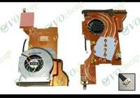 Wholesale Thinkpad T42 Laptop - Wholesale- New Laptop Cooling fan (cooler) With heatsink for IBM Thinkpad T40 T40P T41 T41P T42 T42P T43 T43P Long - FRU 26R9757 HY55H-05A