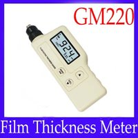 Wholesale Film coating thickness gauge GM220 measure range um